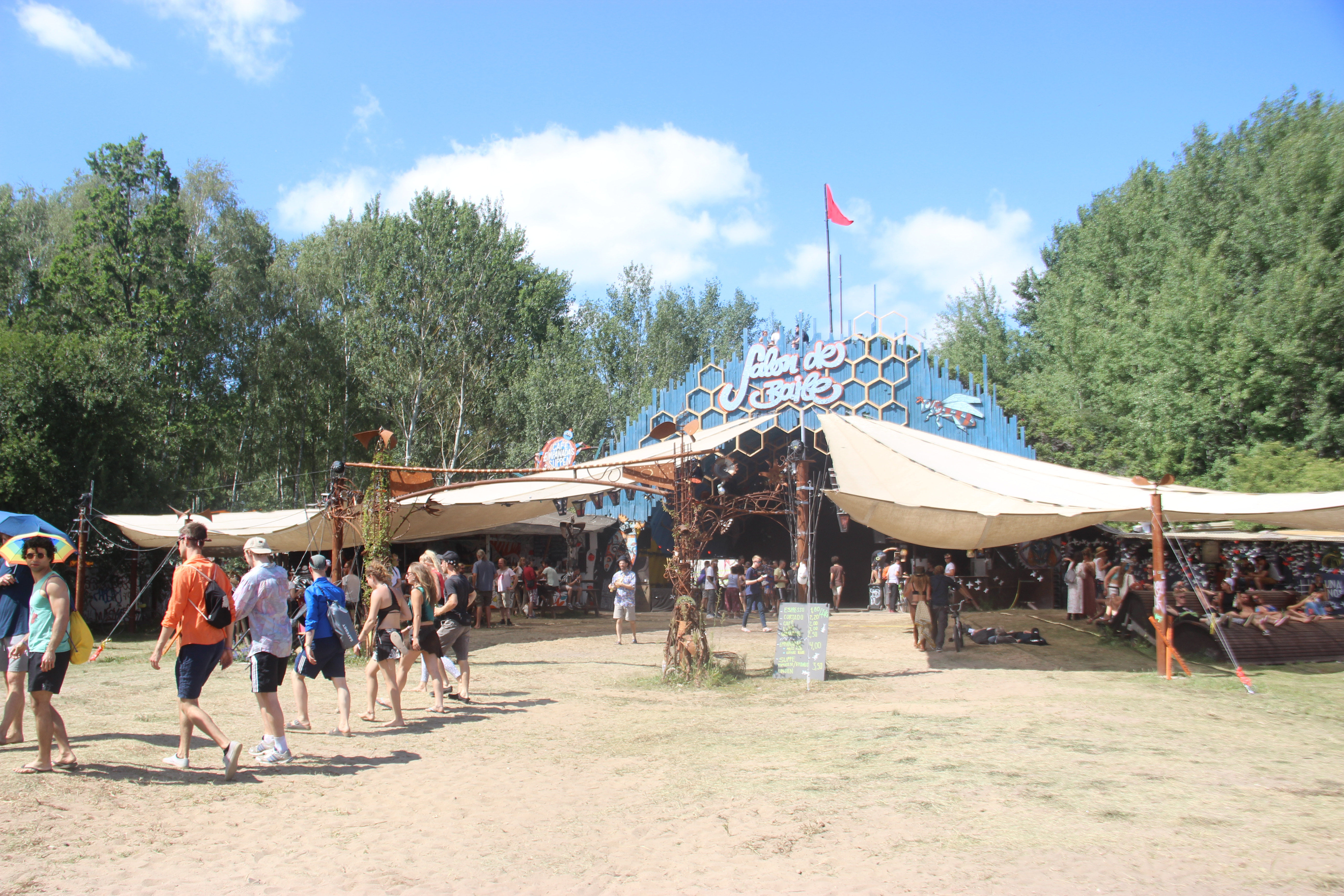 Fusion festival see nackt