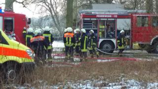 Feuerwehr nimmt falschen Weg