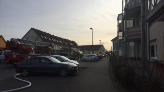 Brand im Betreuten Wohnen in Waren