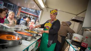 Streetfood-Karawane macht in Neubrandenburg halt