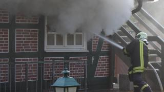 Video: Explosion in Hotel-Sauna