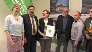 Landin für Landesausscheid nominiert (Video)
