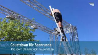 Countdown für die Seenrunde in Neubrandenburg (Video)