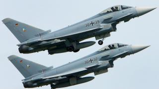Mehr Kampfjets der Luftwaffe heben im Nordosten ab