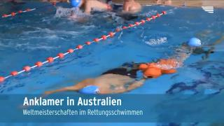 Anklamer in Australien (Video)
