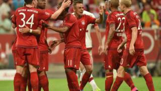 FC Bayern im Audi-Cup-Finale gegen Real Madrid