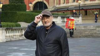 Phil Collins: «Ich bin okay»