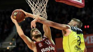 Bayern-Basketballer stoppen Bayreuther Siegesserie