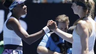 Barthel scheitert in Melbourne an Venus Williams