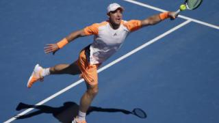 Mischa Zverev besiegt Andy Murray