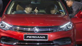 Peugeot-Citroën auch an Proton in Malaysia interessiert