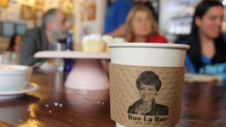 "25 Jahre nach Aus: ""Golden Girls""-Café in New York"