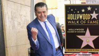 Medienunternehmer Haim Saban enthüllt Hollywood-Stern