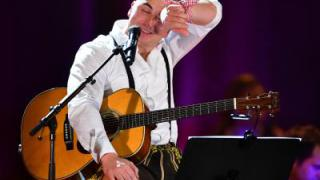 Liebeslieder in Lederhosen: Andreas Gabalier startet Tour