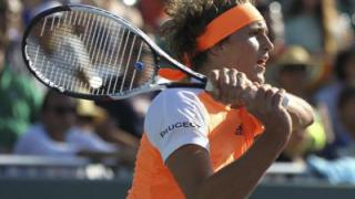 Tennis-Talent Zverev erstmals in Masters-Viertelfinale