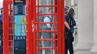 Antiterror-Aktion in London: Vier Festnahmen