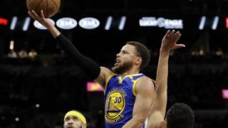 4:0-Serie gegen die Spurs – Warriors im Finale der NBA-Playoffs