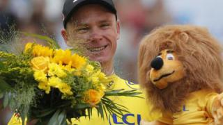 Chris Froome: Mister Nice-Guy beherrscht die Tour