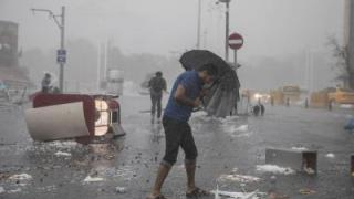 Heftiges Unwetter in Istanbul
