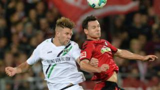 Hannover bleibt ungeschlagen: 1:1 beim SC Freiburg