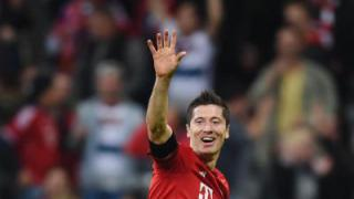"Als Robert Lewandowski in ""Trance"" geriet"