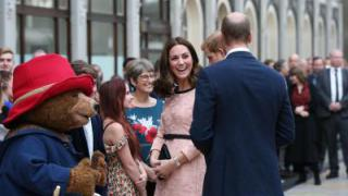 Kate und William erwarten ihr Baby im April