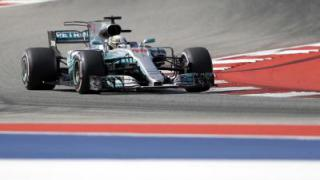 Hamilton holt Pole Position in Austin