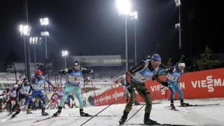 Biathleten starten in den Olympia-Winter