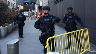 Explosion in New York war versuchter Terroranschlag