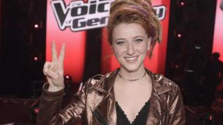 "Natia Todua siegt bei ""The Voice of Germany"""