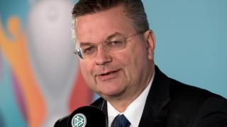 DFB-Chef Grindel widerspricht Kritik an Nations League
