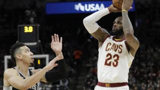 NBA-Star LeBron James knackt 30 000-Punkte-Marke