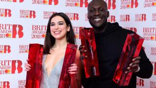 Dua Lipa und Stormzy holen Brit Awards