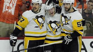 Kühnhackls Pittsburgh Penguins in Playoffs weiter
