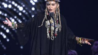 Madonna verteidigt Rede bei MTV Video Music Awards