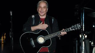 Paul Simon gibt Abschiedskonzert in New York
