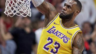 NBA-Star James verliert Saisonauftakt mit Los Angeles Lakers