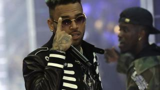 Chris Brown in Paris in Gewahrsam genommen