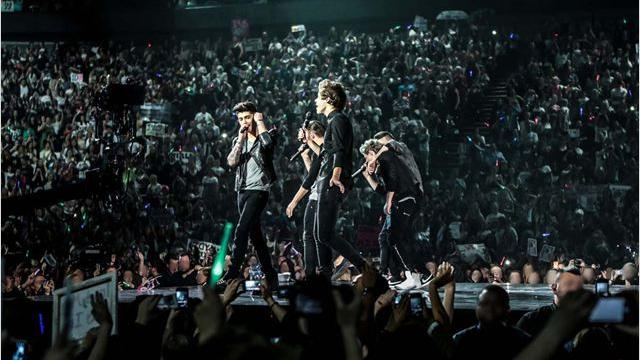 "Szene aus ""One Direction - This Is Us"" ."