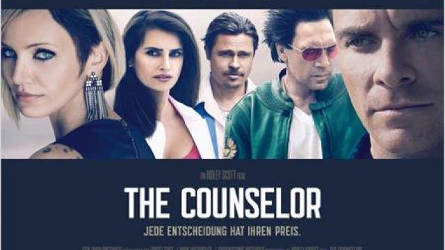 Filmplakat: The Counselor.