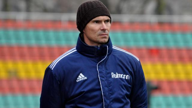 TSG-Trainer Thomas Brdaric.