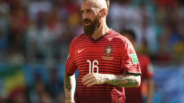Bart-Idol: Raúl Meireles.