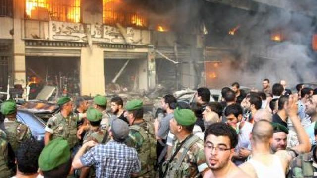 18 Tote bei Anschlag in Hisbollah-Hochburg in Beirut