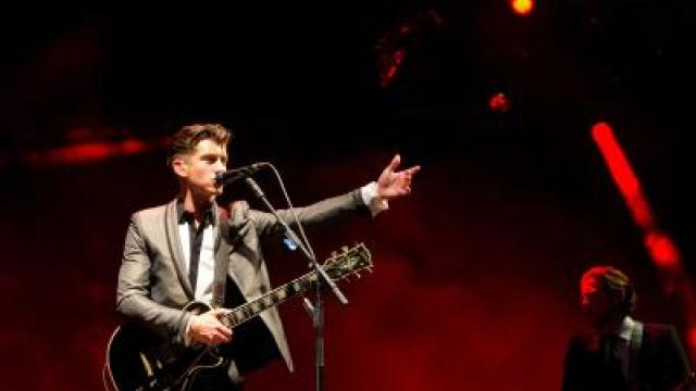Viel Live-Adrenalin: Arctic Monkeys und The Strypes