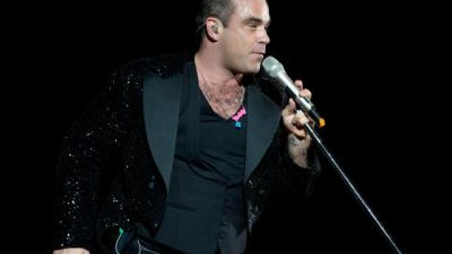 Robbie Williams: «Niemand will der Zweite sein»