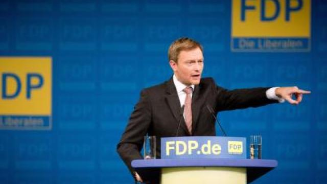 Analyse: Lindners Mond-Mission