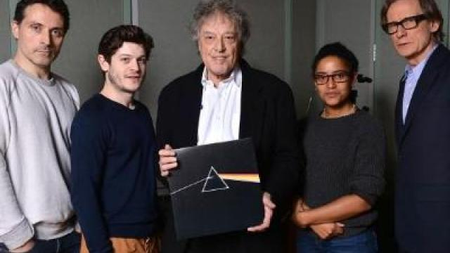 Tom Stoppard meets Pink Floyd