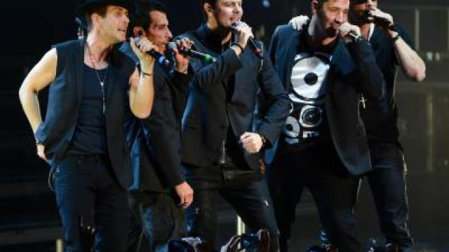 New Kids On The Block werden mit Hollywood-Stern geehrt