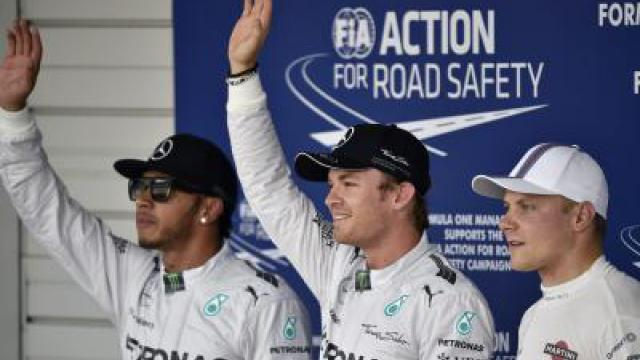Rosberg in Japan auf Pole vor Hamilton - Vettel Neunter