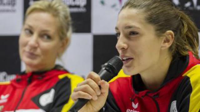 Fed-Cup-Chefin Rittner hält an Petkovic fest